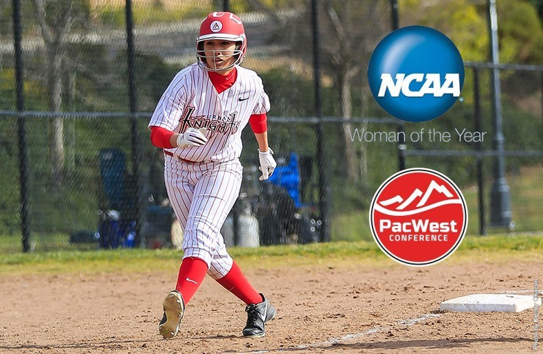 Elyse Cordova - NCAA Woman of Year (PacWest)