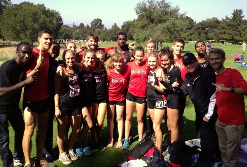 Cross Country Competes Against Elite At Stanford Invitational